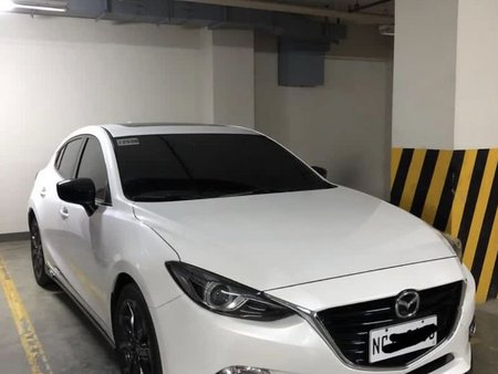Mazda 3 Speed Hatchback 2016 2.0L A/T