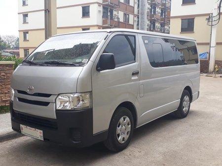 Toyota HiAce Van 3.0 turbo intercooler. 2016