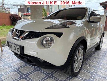 2016 Nissan Juke 1.6 CVT (CASH OR FINANCING)