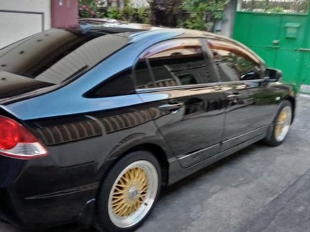 Black Honda Civic for sale in Makati