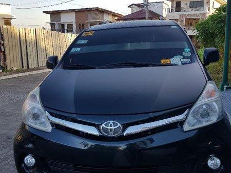 Black Toyota Avanza for sale in Manila