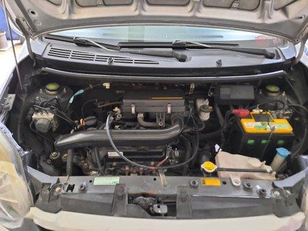Sell Silver 2014 Toyota Wigo in Pampanga