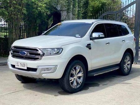 FOR SALE🏁 Ford Everest Titanium Top of the Line 2017
