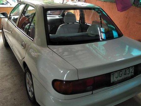 Sell Pearl White 2004 Mitsubishi Lancer in Imus
