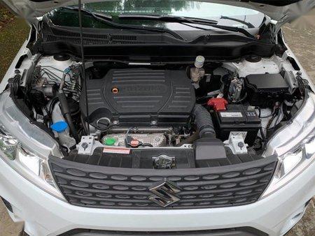 Pearl White Suzuki Vitara 2018 for sale in Muntinlupa