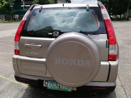Selling Silver Honda CR-V 2006 in Batangas