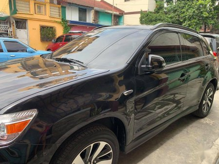 Sell Black 2016 Mitsubishi Asx in Manila