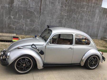 Sell Silver 1968 Volkswagen Beetle in Manila