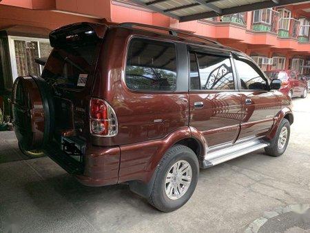 Selling Red Isuzu Sportivo 2010 in Caloocan