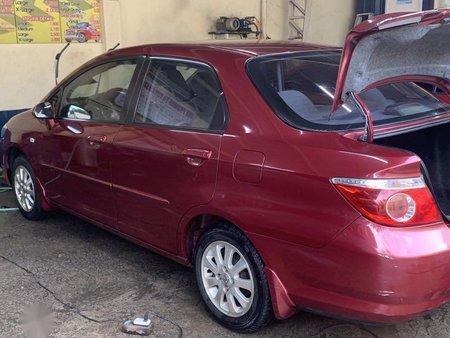 Red Honda City for sale in Manila