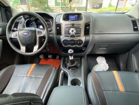 White Ford Ranger 2013 for sale in Manila