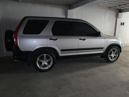 Silver Honda CR-V 2003 for sale in Taytay