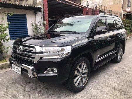 2018 Landcruiser VX Premium