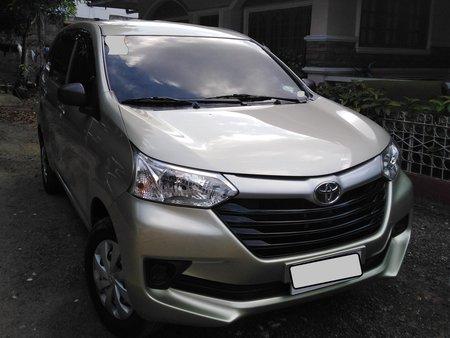 TOYOTA Avanza 2017 at good price for sale in Cebu City