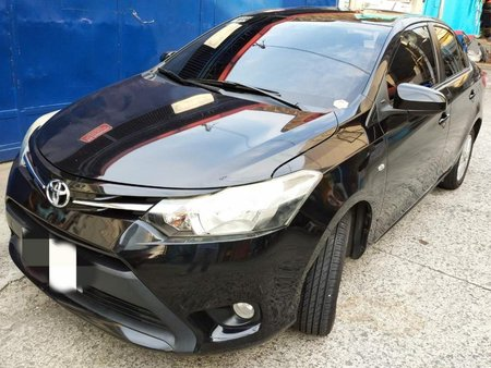Selling Black Toyota Vios 2015 in Quezon City