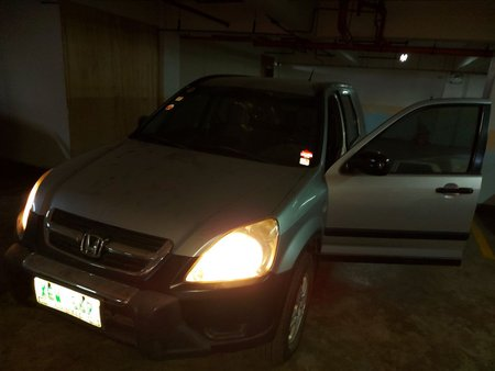 Honda CR-V A/T (GAS) 2002