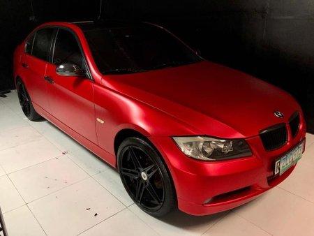 BMW 320i e90 2007 A/T