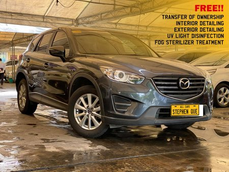 2016 Mazda CX5 4x2 Gas Skyactiv Automatic SPECTACULAR SEPTEMBER SALE!