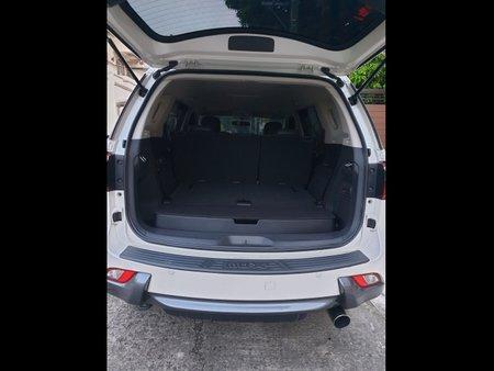White Isuzu Mu-X 2016 SUV Automatic for sale in Rizal