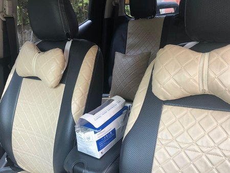 White Mitsubishi Strada 2016 for sale in Malabon City