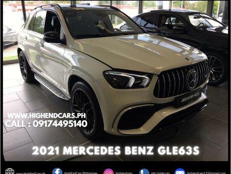 2021 MERCEDES BENZ GLE63S