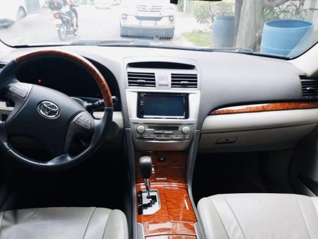 Sell Silver 2007 Toyota Camry in Antipolo
