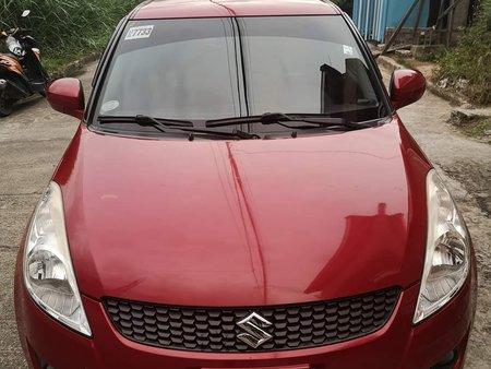 Suzuki Swift 2012 1.4 M/T