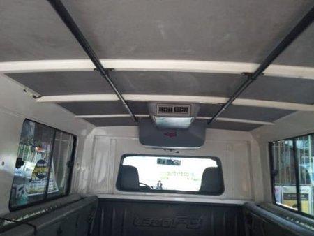 Pearl White Mitsubishi L300 2013 for sale in Quezon City