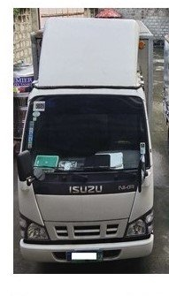 2013 Isuzu NKR Delivery Van at good price in Pasig