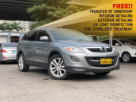 2012 Mazda CX9 AWD 3.7 Automatic Gasoline