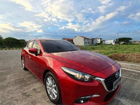 2018 Mazda 3 SkyActiv