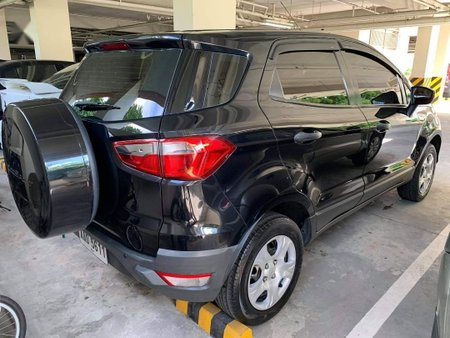 Black Ford Ecosport 2015 for sale in Paranaque City