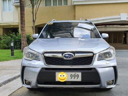 2016 Subaru Forester 2.0L XT Turbo