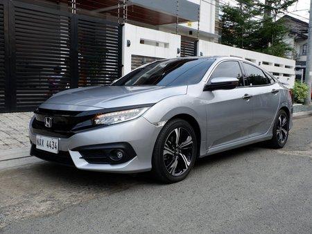 2018 Honda Civic Turbo RS A/T