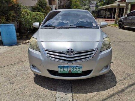 Selling Silver Toyota Vios 2018 in Mandaue