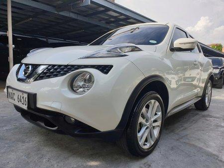 2016 Nissan Juke 1.6 CVT Automatice