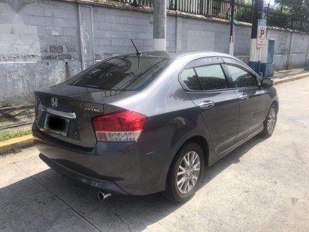 Grey Honda City 2009 for sale in Manila