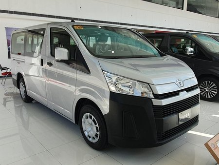 """2021 Toyota Commuter Deluxe  60K All in Promo """"No Hidden Charges"""""""