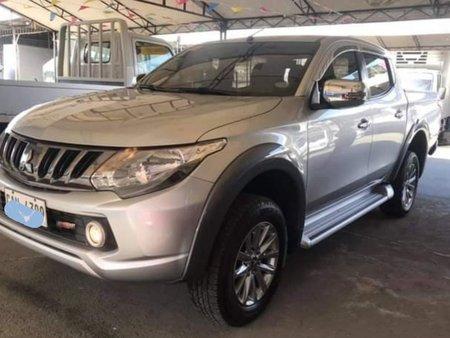 Mitsubishi Strada 2018