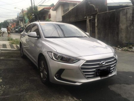 Sell Silver 2019 Hyundai Elantra in Quezon City