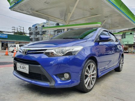 Reserved! Lockdown Sale! 2017 Toyota Vios TRD 1.5 G VL0471 Blue 47T kms