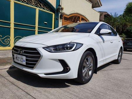 Reserved! Lockdown Sale! 2017 Hyundai Elantra 1.6 GL Automatic White 34T Kms MQ2122