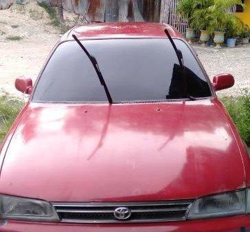 Pink Toyota Corolla 1997 for sale in Cebu