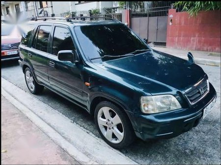 Green Honda CR-V 1999 for sale in Marikina