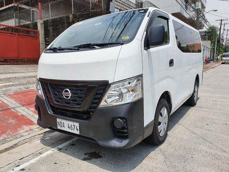 Lockdown Sale! 2018 Nissan Urvan NV350 2.5 Manual 18-Seater White 57T Kms NDA4674