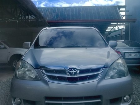 Toyota Avanza 1.5 G Automatic 2007