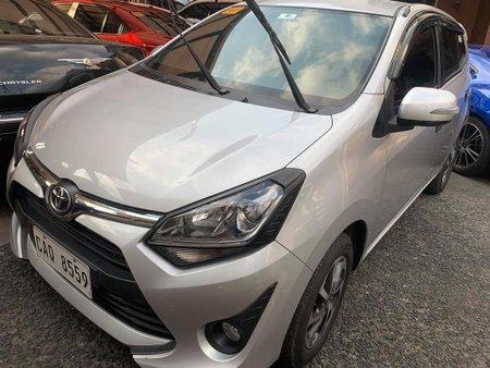 2019 Toyota Wigo 1.0G A/T
