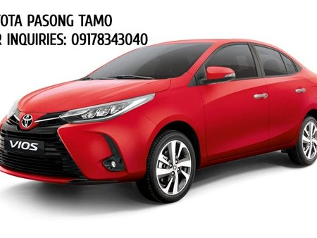 29K ALL IN PROMO! ALL NEW TOYOTA VIOS 1.3XE CVT (3AIR BAGS)