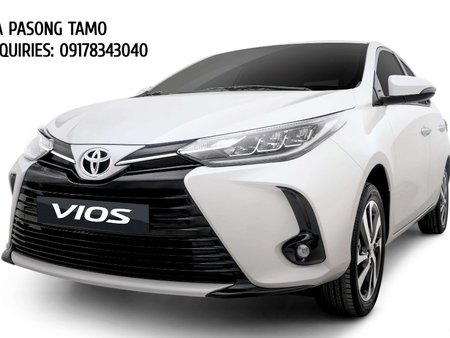 29K ALL IN PROMO! ALL NEW TOYOTA VIOS 1.3XLE CVT