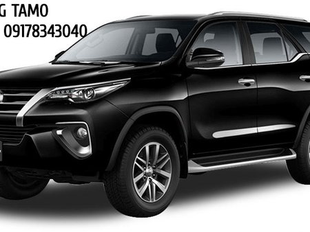 29K ALL IN PROMO! ALL NEW TOYOTA FORTUNER 4X2G DSL AT (2020)